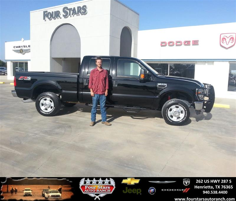 Four Stars Auto Ranch >> Thank you to Carlton Ledyard on the 2010 Ford Super Duty F… | Flickr