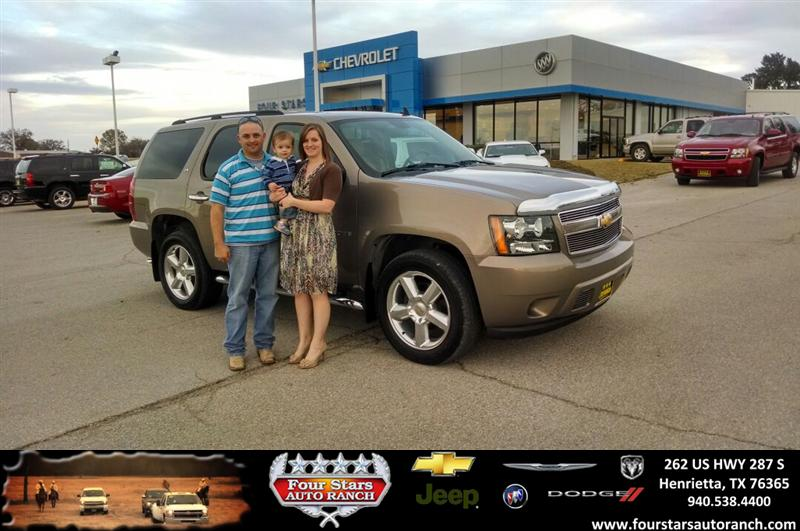 Four Stars Auto Ranch >> Thank you to Riley And Cherith Barham on your new 2007 #Ch… | Flickr