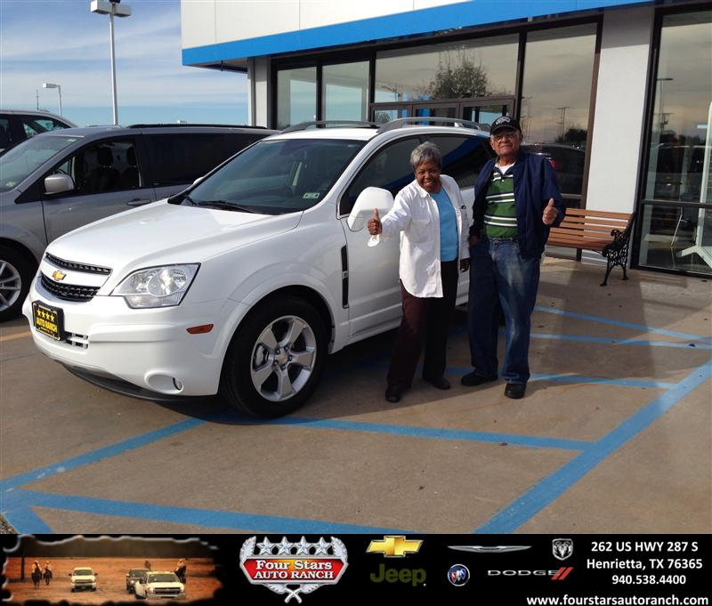 Thank You To Barbara And Nathaniel Reed On Your New 2013