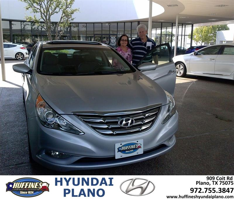 Huffines Hyundai Mckinney Home: Huffines Hyundai Plano: Thank You To Gene Louallen On The