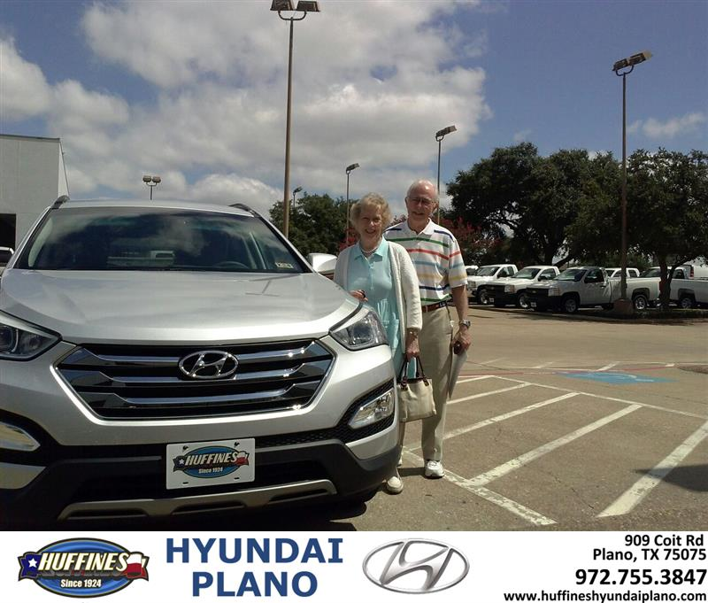 Huffines Hyundai Mckinney Home: Huffines Hyundai Plano: Thank You To John Ring On The 2013