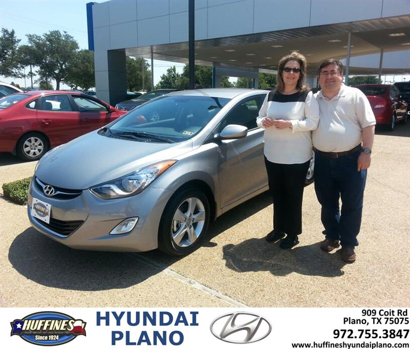Huffines Hyundai Mckinney Home: Huffines Hyundai Plano: Thank You To Elizabeth Hayden On
