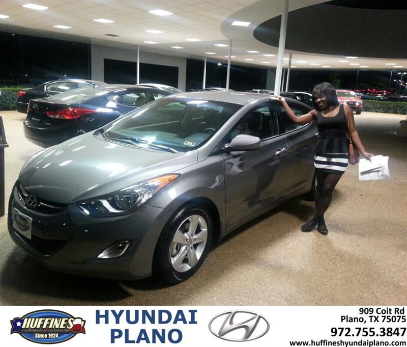 Huffines Hyundai Mckinney Home: Huffines Hyundai Plano: Thank You To Gabrielle Hill On The