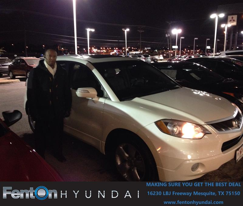 Thank You To Reggie Berry On Your New 2008 #Acura #Rdx Fro