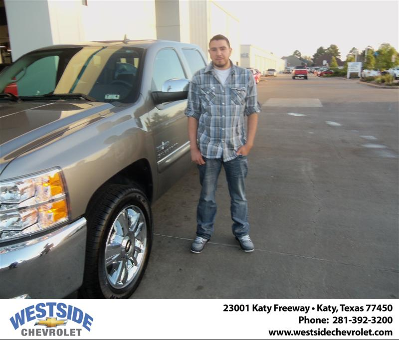 westside chevrolet happy birthday to justin deleon from. Cars Review. Best American Auto & Cars Review