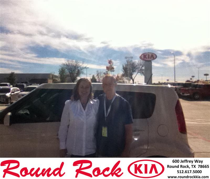 Round Rock Kia >> Thank you to Lisa Butler on your new 2013 #Kia #Soul from ...
