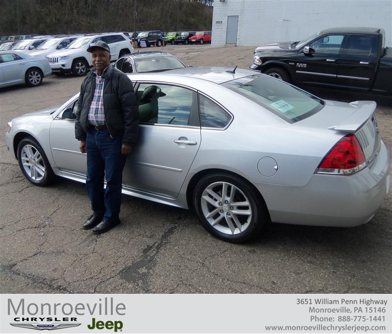 monroeville chrysler jeep pl230 2012 chevrolet impala fred fowlkes. Cars Review. Best American Auto & Cars Review