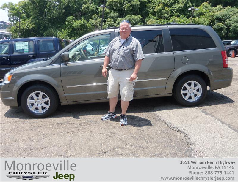 monroeville chrysler jeep tc3591a 2010 chrysler town and country james. Cars Review. Best American Auto & Cars Review