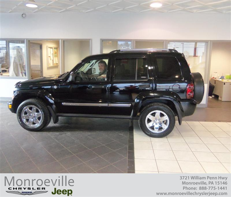 monroeville chrysler jeep wr3385a 2007 jeep liberty burrell robertson. Cars Review. Best American Auto & Cars Review