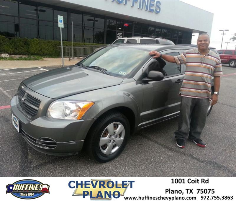Plano Dodge: Thank You To Kenneth Sims On Your New 2011 #Dodge #Caliber