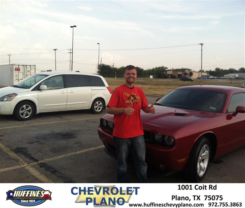 Plano Dodge: Huffines Chevrolet Plano: Thank You To John Kuhl On Your
