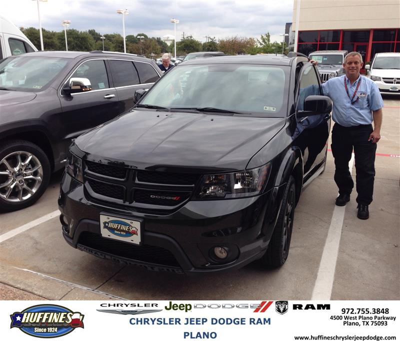 Plano Dodge: Thank You To Steven Gove On Your New 2013 #Dodge #Journey