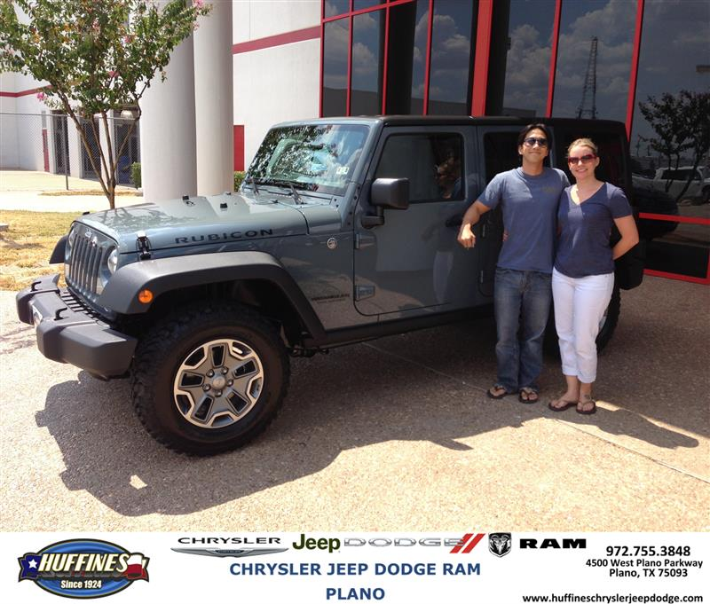 Rogers Rogers Chrysler Jeep Dodge: Thank You To Shinpei Kuo On The 2014 Jeep Wrangler