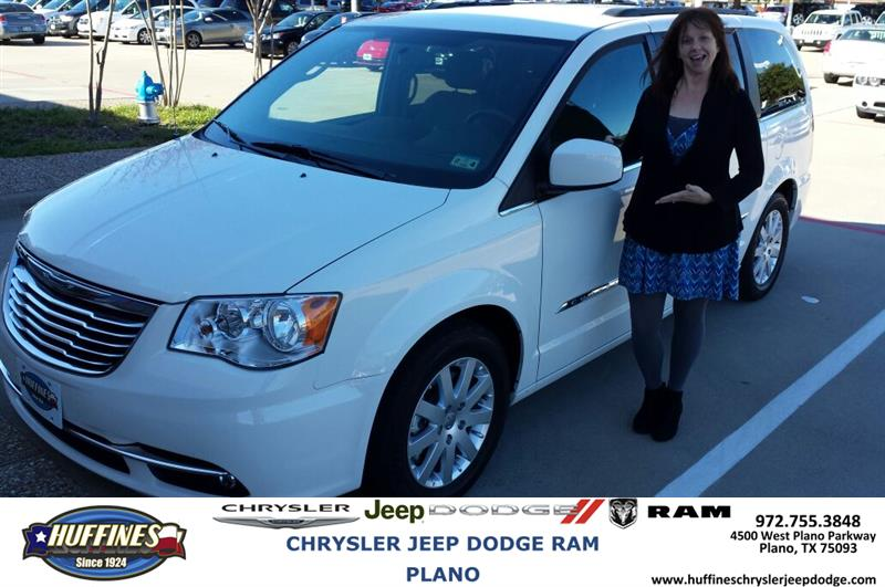 Thank You To Audrey Avera On Your New 2013 Chrysler Town