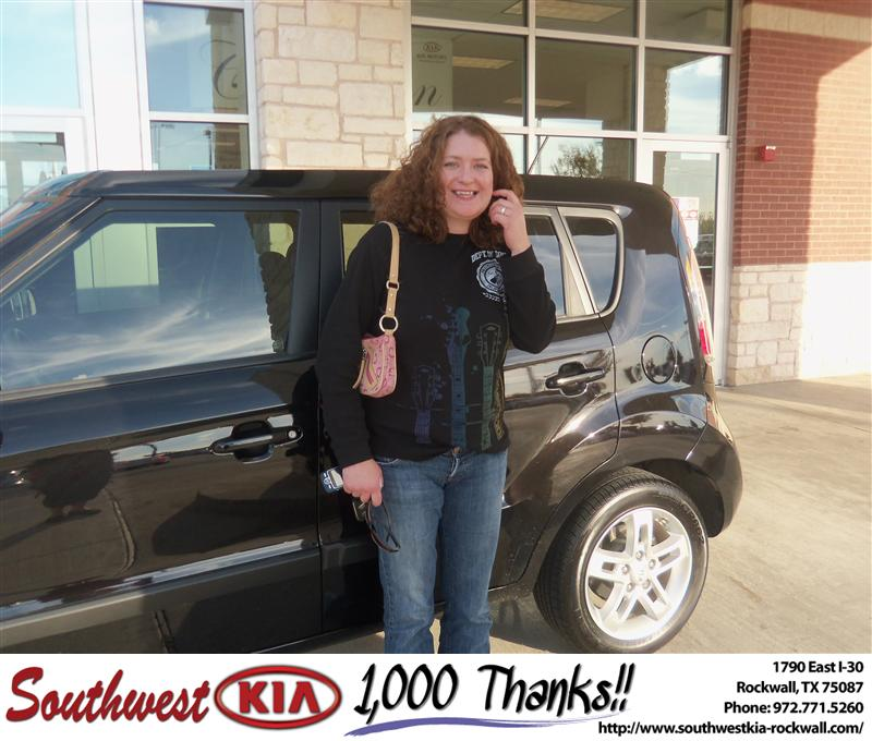 Southwest Kia Rockwall >> Congratulations to Deborah Stewart on the 2011 #KIA #Soul | Flickr