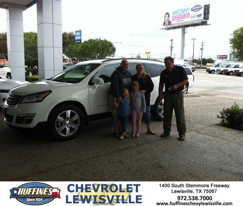 Thank You To Darren Grabowski On Your New 2014 Chevrolet