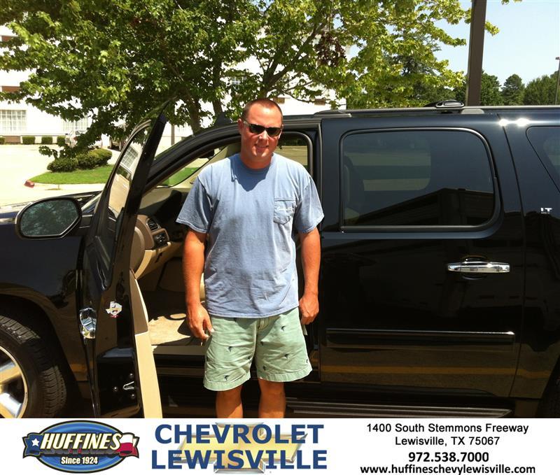 Huffines Chevrolet Lewisville >> Happy Birthday to Matthew Feilke from David Maynard and ev