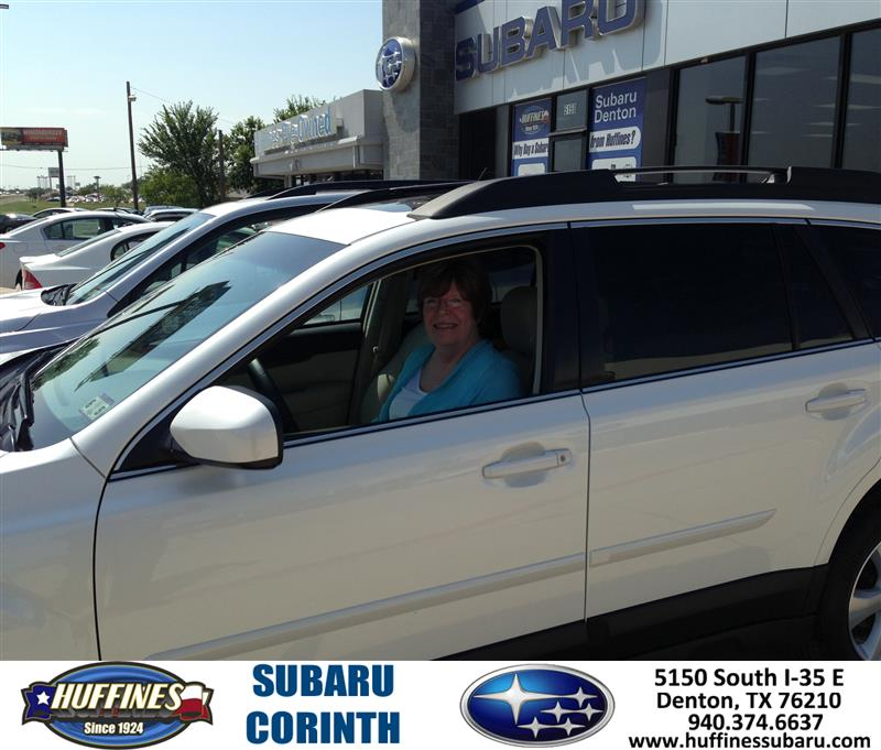 Thank You To Linda Topor On The 2014 Subaru Outback From J