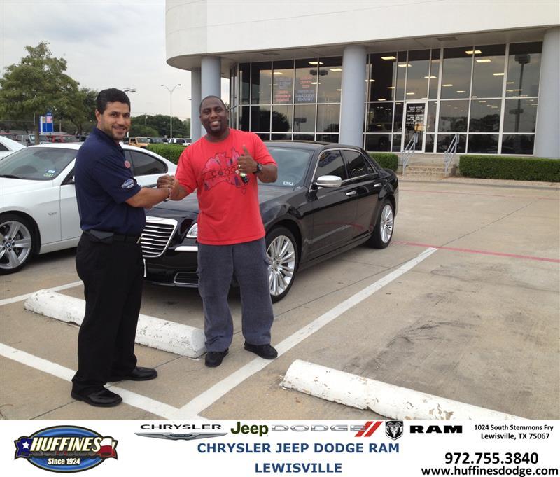 Thank You To Abdul Malik Mustafaa On The 2012 Chrysler 300