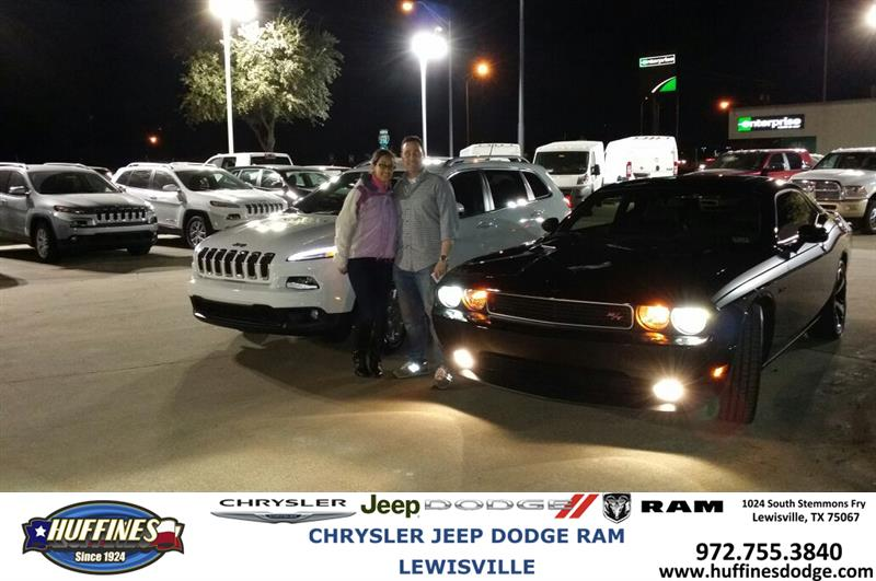 Thank You To John Holland On Your New 2014 Dodge Challen