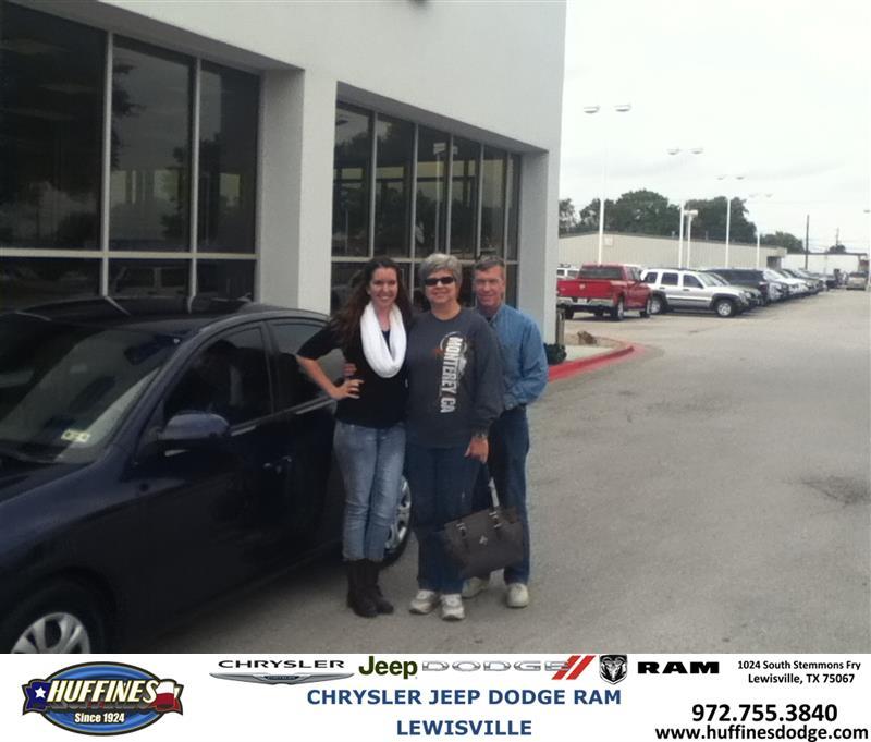 Thank You To Wayne Stiles On Your New Car From Joe Koubek
