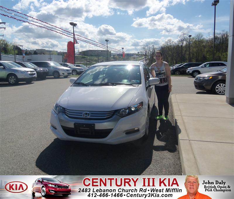 Century 3 Kia Would Like To Say Congratulations To Taylor