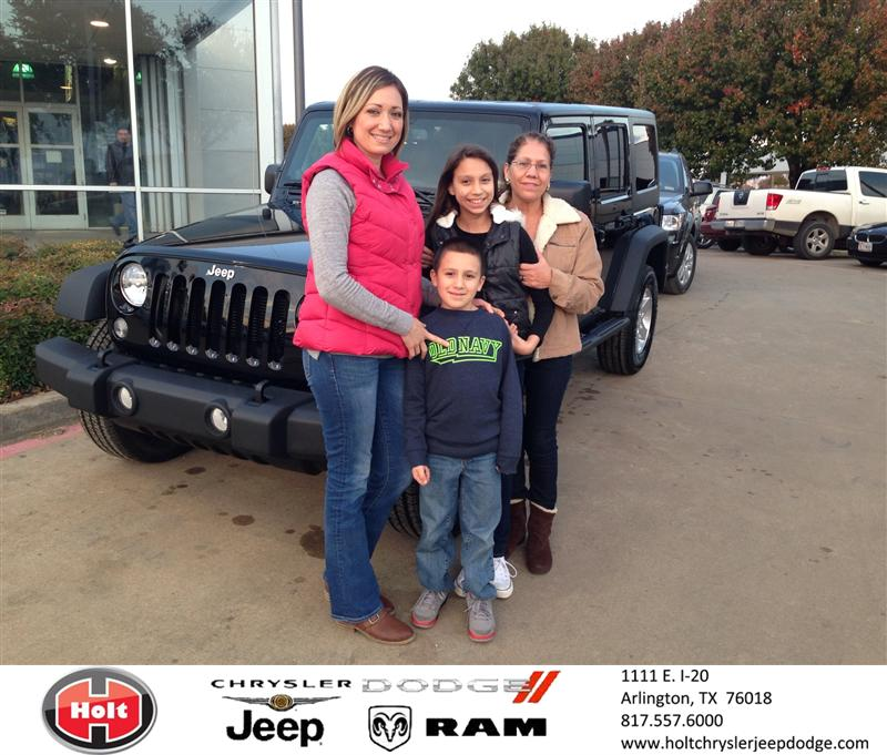 jeep from paulin fierro and everyone at holt chrysler jeep dodge. Cars Review. Best American Auto & Cars Review